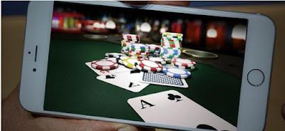 Setting Aplikasi Poker Android