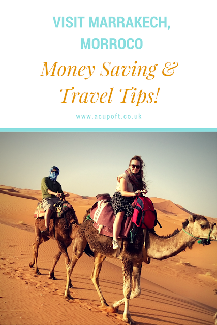 travel tips money saving budget morroco marrakesh