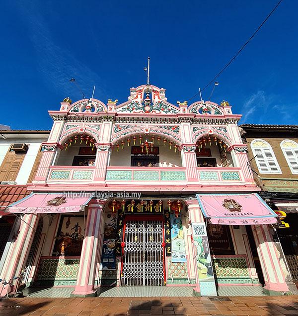 Melaka Heritage Buildings