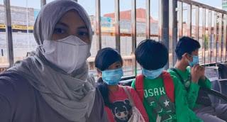syarat naik kereta api lokal saat pandemi bersama anak anak