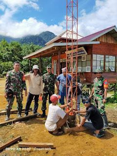 Layani Kebutuhan Informasi, Radio Suara Tanjungpura Mengudara di Perbatasan