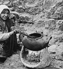 Roasting coffee in 1920
