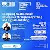 Seminar Energizing Small Medium Enterprise Through Copywriting and Digital Marketing