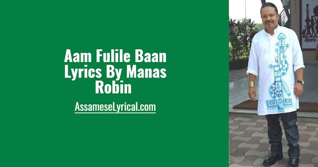 Aam Fulile Baan Lyrics