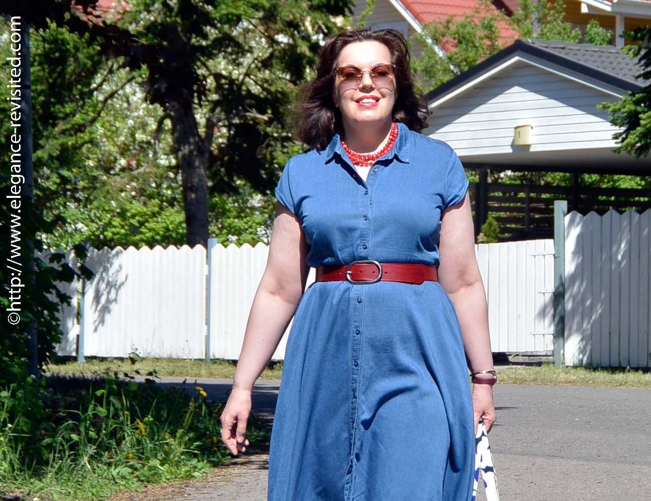 summer dress over 40