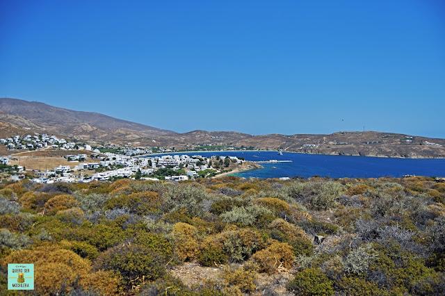 Livadi, isla de Serifos (Grecia)