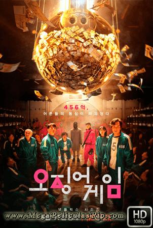 El Juego Del Calamar Temporada 1 [1080p] [Latino-Coreano] [MEGA]