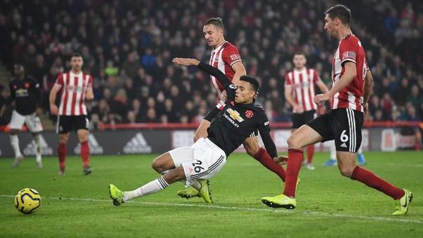 Bukti Mental Manchester United Tak Selemah Itu