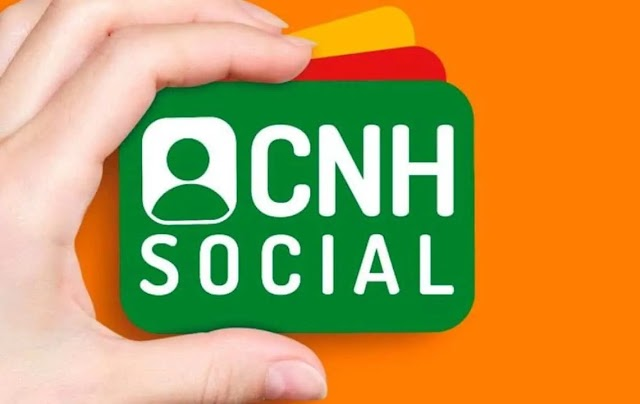 CNH CNH Social 2021: Detran libera 8 mil carteiras sem custo para esses dois estados; Veja como se  Inscrever.