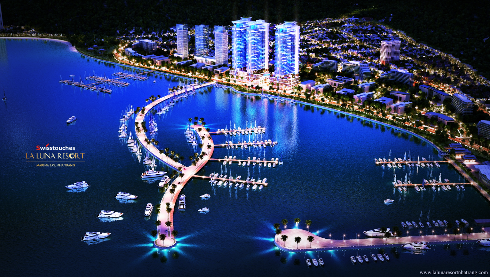 Condotel La Luna Resort Nha Trang