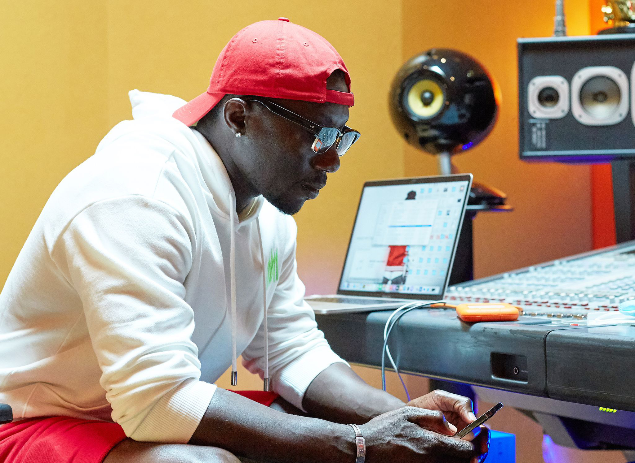 Music and Fashion Mogul Gibson Kagni Launches Global Creative Agency
