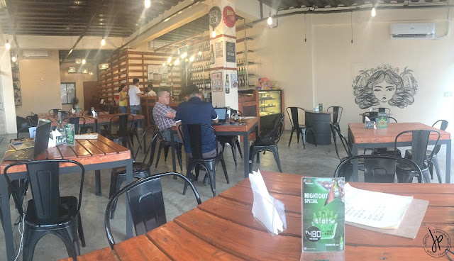 Pallete Cafe, Better Living Paranaque