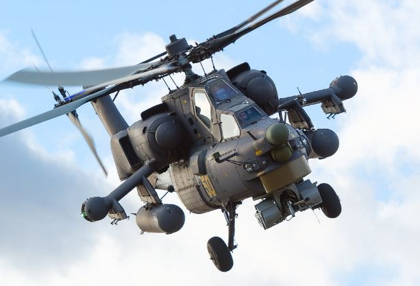 Mi-28NE Night Hunter attack helicopter