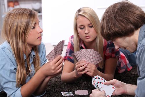 Gambling Teen Issues One 103