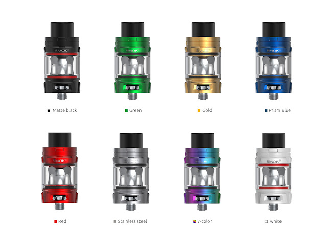 Introduction of SMOK TFV9 Mini Tank