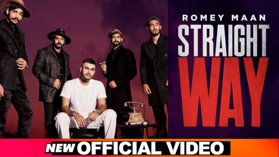 Straight Way Lyrics Romey Maan