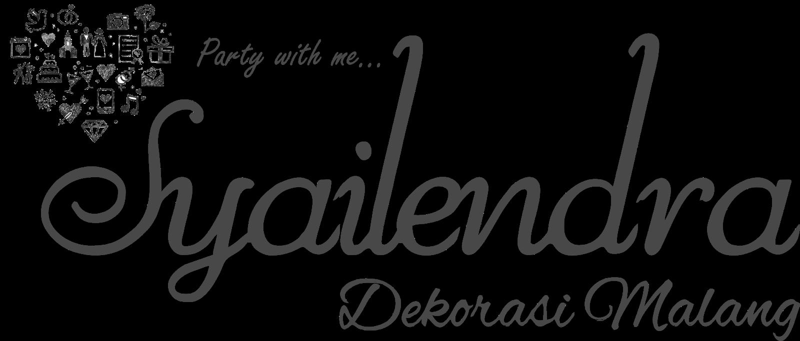 SYAILENDRA DEKORASI | DEKORASI MALANG | DEKORASI PERNIKAHAN MALANG | DEKORASI ULANG TAHUN |