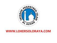 Loker Solo Baru di Sekolah Islam Al Azhar November 2020