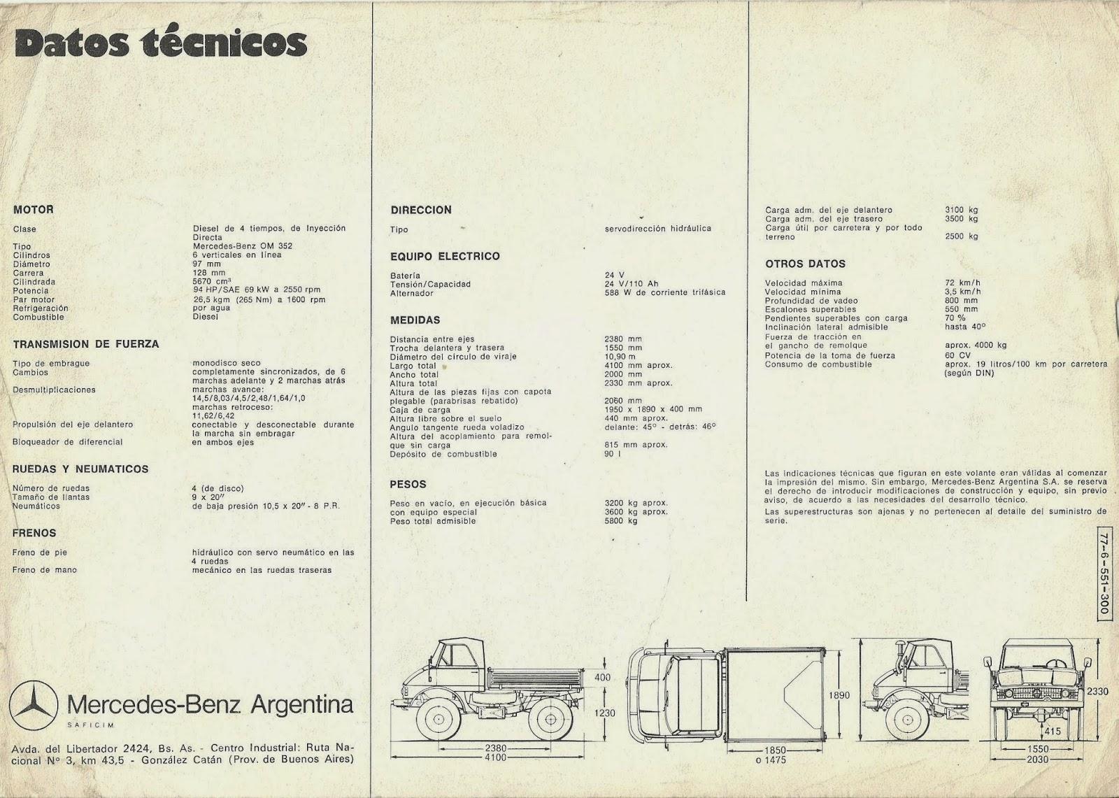 Mercedes Om355 Manual