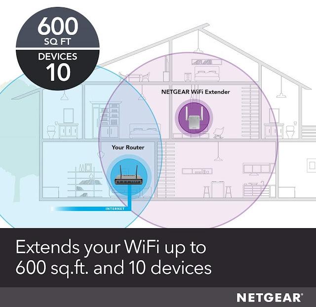 Netgear increase wifi signal range