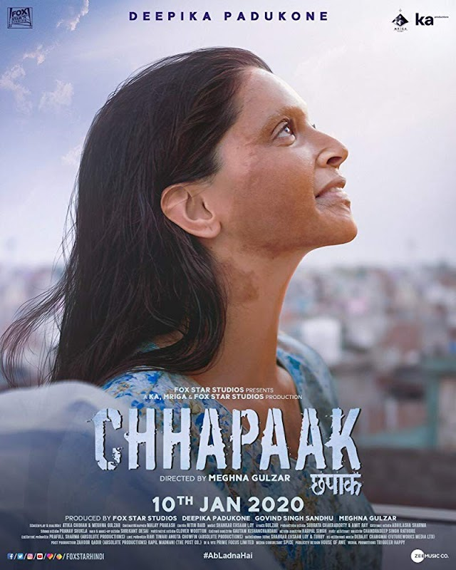 Chhapaak Full Movie Download