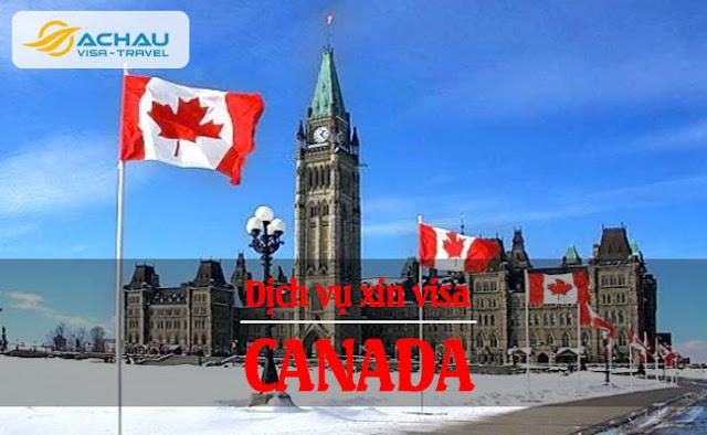 Các bước xin visa Canada thành công