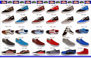 Daftar Harga Sepatu Murah Merk Model Terbaru