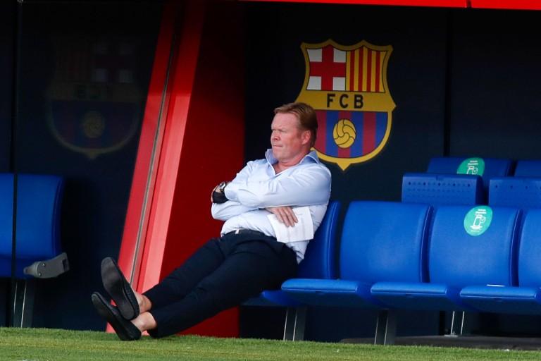 FOOTBALL - Barça: New blow for Ronald Koeman after Juve
