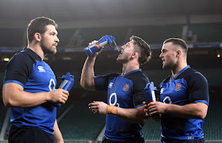 Red Bull named energy drink partner of England Rugby