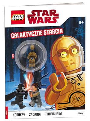 AMEET: Zapowiedź LEGO Star Wars: Galaktyczne starcia