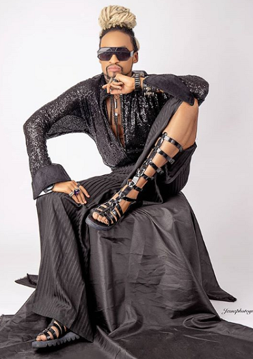Denrele Edun releases new photos after a while
