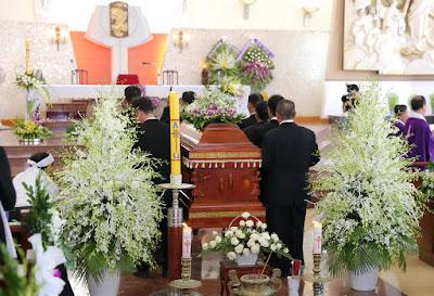 GP Bà Rịa: Thánh lễ an táng Cha Cố Phêrô Nguyễn Văn Giản - Ảnh minh hoạ 38