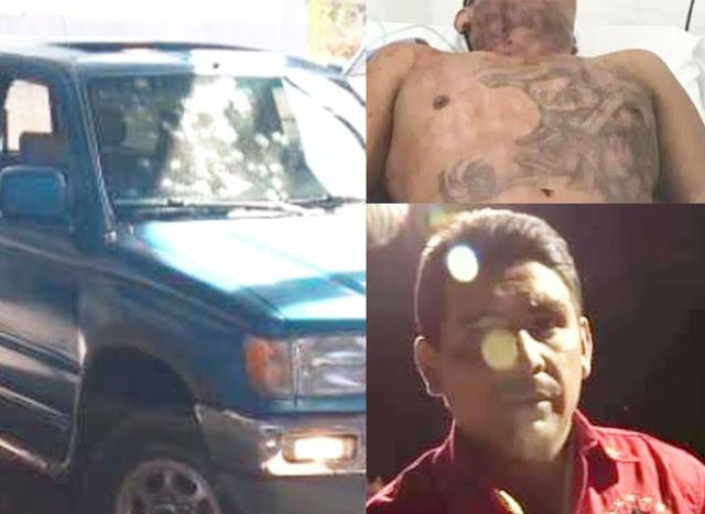 """En Morelos; ejecutan a """"El Ravelli"""" Jefe de plaza de """"los rojos"""""""