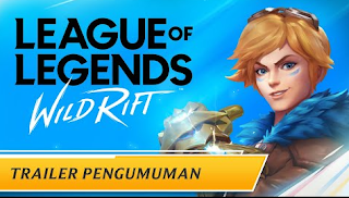 League of Legends Wild Rift Yuk Simak Cara Registrasinya Disni