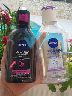 Nivea Micellair Skin Breathe makyaj temizleme suyu karşılaştırması