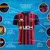 New Athletic divulga a nova camisa titular do Alianza Huánuco