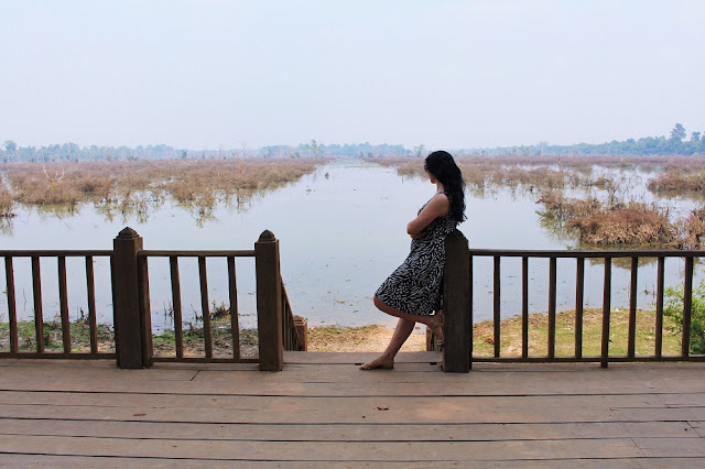 Emma Louise Layla in Siem Reap, Cambodia - Asia travel blog