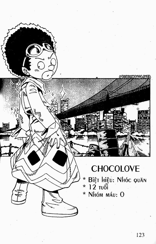 Shaman King [Vua pháp thuật] chap 203 trang 15