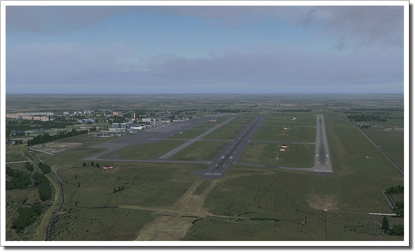 Download Scenery Aerosoft Yekaterinburg X (USSS) #FSX