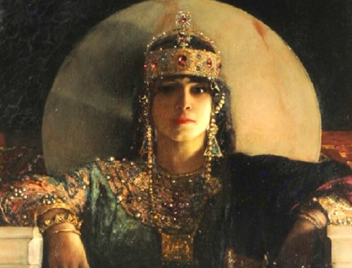 Lakaran Wajah Theodora