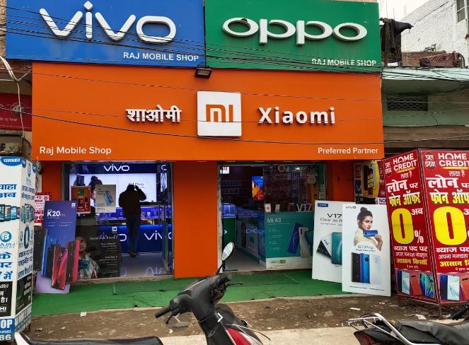oneplus showroom in Varanasi