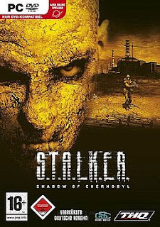 Stalker Shadow of Chernobyl PC Version