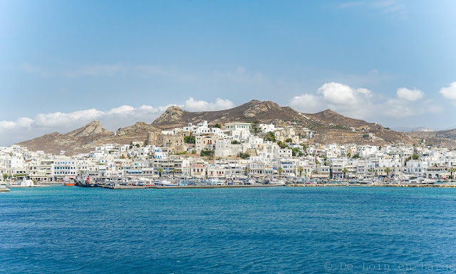 Chora de Naxos - Cyclades - Grèce