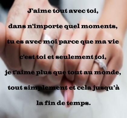 Message D Amour Pour Elle Messages Damour