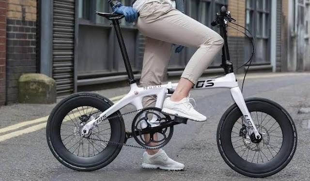 Meski Terjangkau, 6 Sepeda Lipat Ini Berspesifikasi Oke!