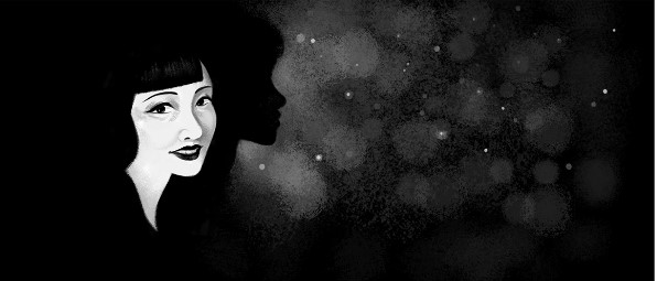 Chinese Movie Star Anna-May Wong