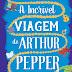 """A Incrível Viagem de Arthur Pepper"" de Phaedra Patrick | Topseller"