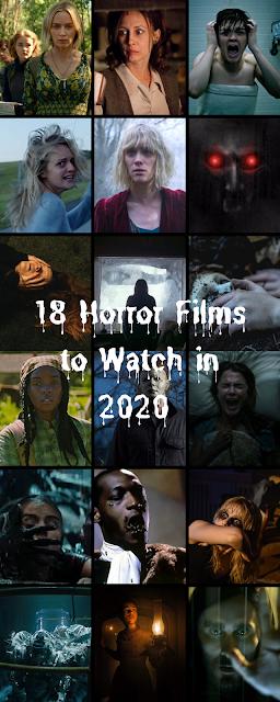 18 Filmes de Terror Para Ver em 2020