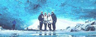 Vatnajokull Ice Cave nature tourism, iceland city