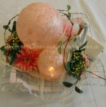 hobby kreativ welt lampendeko rosa. Black Bedroom Furniture Sets. Home Design Ideas